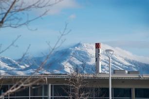 Scout Mountain and ISU